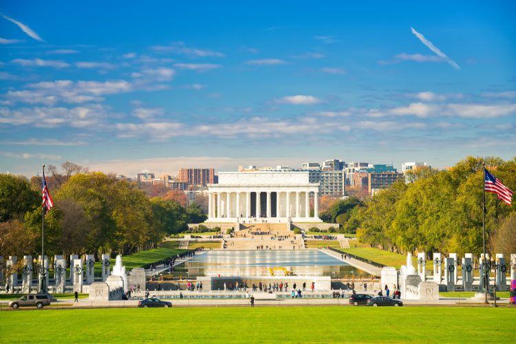 Mémorial de Lincoln à Washington