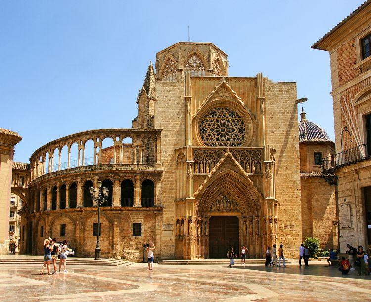 Cathédrale Sainte-Marie de Valence