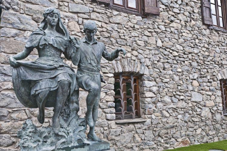 Casa de la Vall à Andorra-La-Vella