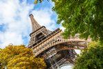 Déjeuner à la Tour Eiffel